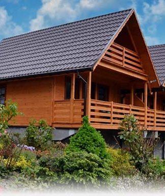 Drewniane domki czyli tanie i praktyczne mieszkanie
